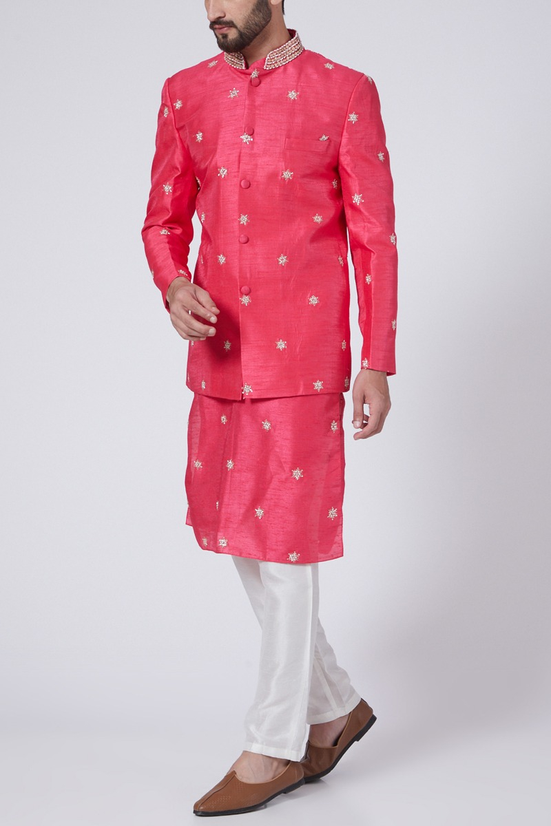 Pink Peacock Couture
