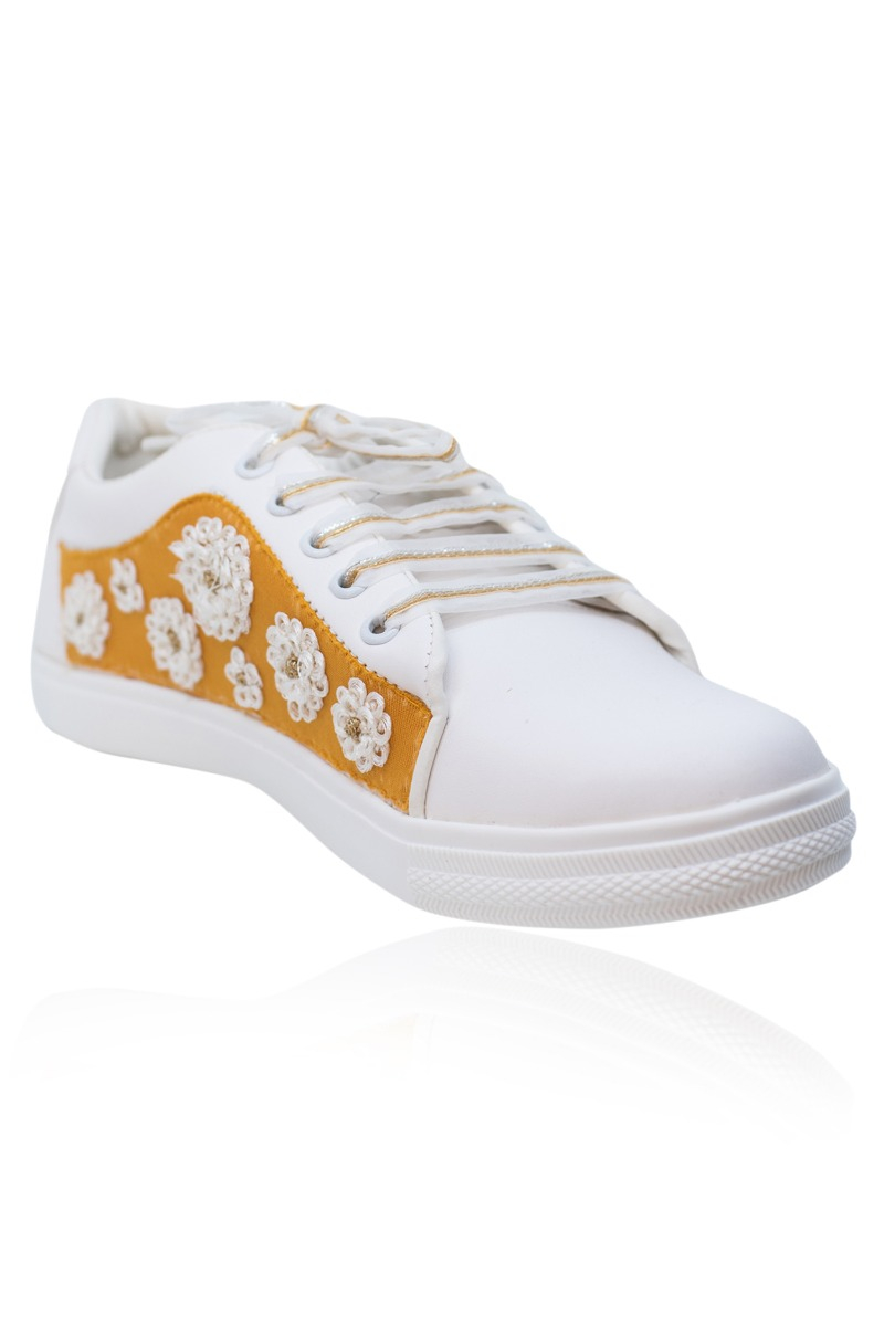 The Saree Sneakers